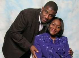 Pastors Chris & Funke