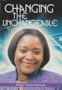 Changing The Unchangeable. Front Catalog