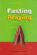 Fasting and Prayers. Front Thumb