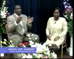 PASTORS CHRIS & FUNKE ADERINOLA. PREACHING: ARISE & SHINE. PART ONE. 1 OF 2