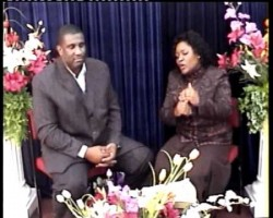 PASTORS CHRIS & FUNKE ADERINOLA. PREACHING: THIS IS MY TIME. PART TWO. 2 of 2