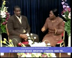PASTORS CHRIS & FUNKE ADERINOLA. PREACHING: ARISE & SHINE. PART THREE.  1 OF 2