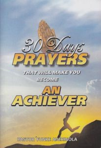 Prayers to become an achiever. Front Catalog