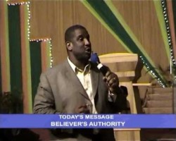 PASTOR CHRIS ADERINOLA. PREACHING: BELIEVER'S AUTHORITY. PART ONE. 1 OF 2